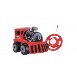 Fjernstyret legetøjstog til små børn