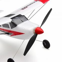 Fjernstyret letvægts træningsfly
