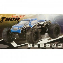 Thor 1/10 stor robust fjernstyret offroad 4x4 monstertruck