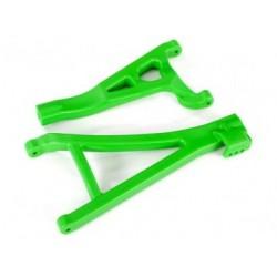 Suspension Arms Front Right Green (1+1) E-Revo