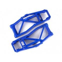 Suspension Arms Lower FR Blue (Pair) WideMaxx