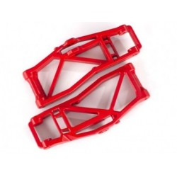 Suspension Arms Lower FR Red (Pair) WideMaxx
