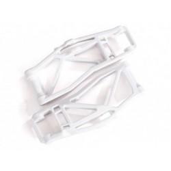 Suspension Arms Lower FR White (Pair) WideMaxx