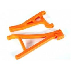 Suspension Arms Front Right Orange (1+1) E-Revo