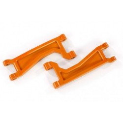Suspension Arms Upper FR Orange (Pair) WideMaxx
