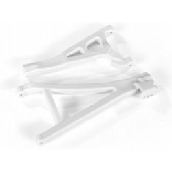 Suspension Arms Front Right White (1+1) E-Revo