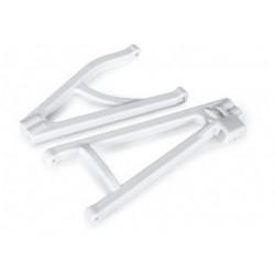 Suspension Arms Rear Left White (1+1) E-Revo