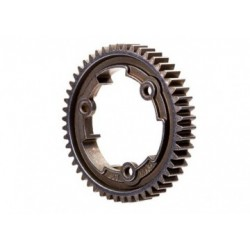 Spur Gear 50-Tooth Steel Wide 1.0 Metric Pitch