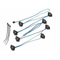 LED Rock Light Kit TRX-4TRX-6