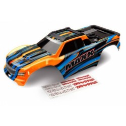 TRX8911T - Body Maxx Orange