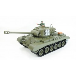 Panzer Persching M26 1/16 scale with smoke & sound