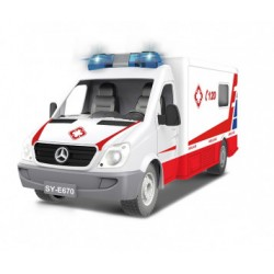 Double Eagle Ambulance 1/18 2,4Ghz RTR