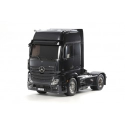 1/14 Mercedes-Benz Actros 1851 GigaSpace (Sort) - 56342