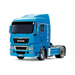 1/14 MAN TGX 18.540 (Pre-Painted French Blue) - 56350