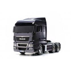 1/14 MAN TGX 26.540 6X4 (Pre-Painted Gun Metal) - 56346