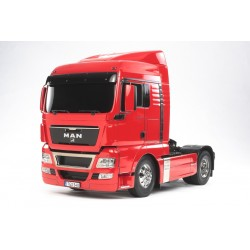 1/14 MAN TGX 18.540 (Pre-Painted Red) - 56332