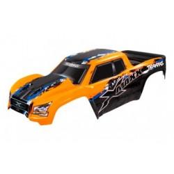Traxxas 7811 Body X-Maxx Orange-X