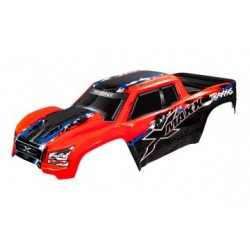 Traxxas 7811R Body X-Maxx Red-X