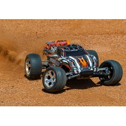 Rustler 2WD 1/10 RTR TQ - w/o Battery & Charger