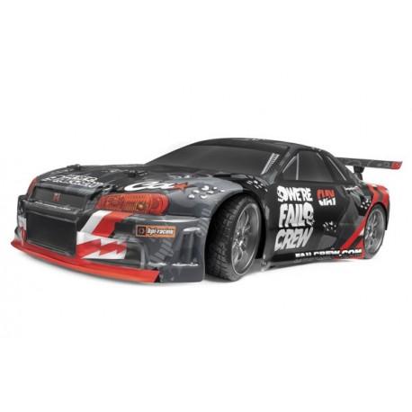 E10 Drift Fail Crew Nissan Skyline R34 GT-R