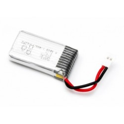 H107-A24 batteri til Hubsan 1S 2,7V Lipo - 380 mAh til kamera-version