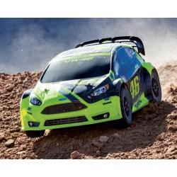 Ford Fiesta ST VR46 Rally 1/10 4WD RTR TQ w. Batt & Charger