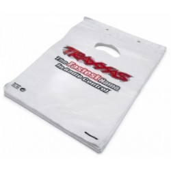 Traxxas AVEP-00-R - Shop Bag 25x30cm Traxxas (100)