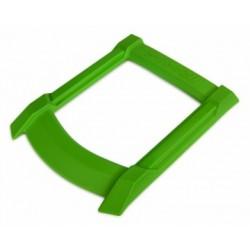 Traxxas 7817G - Body Skid Plate Roof Green X-Maxx