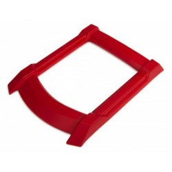 Traxxas 7817R - Body Skid Plate Roof Red X-Maxx