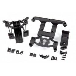 Traxxas 9015 - Body Mounts F&R Set Hoss 4x4
