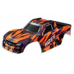 Traxxas 9011A - Body Hoss 4x4 Orange