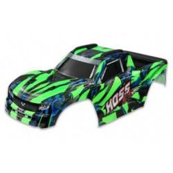 Traxxas 9011G - Body Hoss 4x4 Green