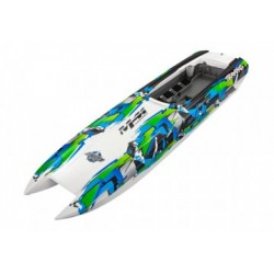 Traxxas 5768 - Hull DCB M41 Green (Fully Assembled)