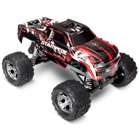 Traxxas Stampede 2WD 1:10 RTR 2.4G TQ