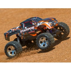 Traxxas Stampede 2WD 1:10 RTR 2.4G TQ