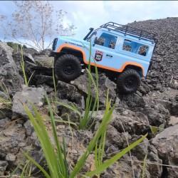 Landrover Defender - sej fjernstyret jeep til terrænkørsel
