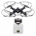 Hurtig kamera-drone med FPV MJX X301H - headless 720p 4 kanal