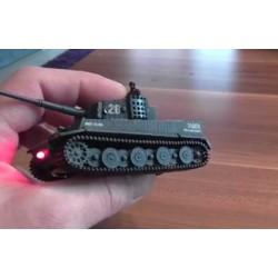 Fjernstyret mini kampvogn 'tank attack M'