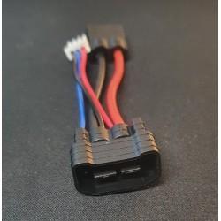 Lade adapterstik fra Traxxas ID stik til 2s, 3s eller 4s (vælg)