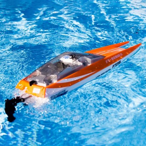 Feilun fjernstyret racer båd (FT016)