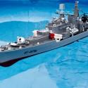 Stor fjernstyret destroyer (krigsskib)