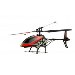 BUZZARD Helikopter med LCD sender 4CH 2,4GHz