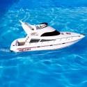 Salina Yacht - stor lækker fjernstyret båd med god hastighed