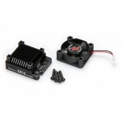 Optional Case XR10 Pro Black w/Fan