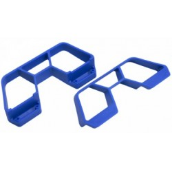 RPM Nerf Bars Blue (Pair) LCG Slash, Rally - 4x4 - 70655