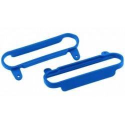 RPM Nerf Bars Blue (Pair) Slash 2WD/4x4 (not LCG) - 80625