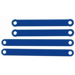 RPM Camber Links HD Set Blue Rustler, Stampede - 2WD - 81265