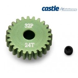 Castle Creations CC Pinion 24 tooth - 32 Pitch - 010-0065-04