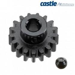 Castle Creations CC Pinion 17 tooth - Mod 1 - 010-0065-10