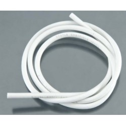 """Castle Creations WIRE, 36"""", 10 AWG, WHITE - 011-0032-00"""